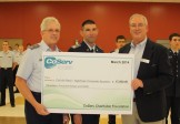 Mission-ready: $17,000 CCF grant for Civil Air Patrol's Nighthawk Composite Squadron