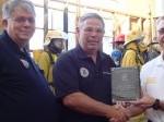 Nighthawk Squadron Receives Emergency Management Award