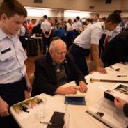 Cap Cadets Help Medal of Honor Recipients